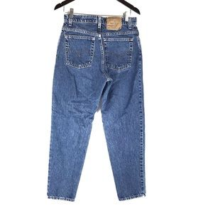 Levi's Vintage High Waist Taper Leg Mom Jeans